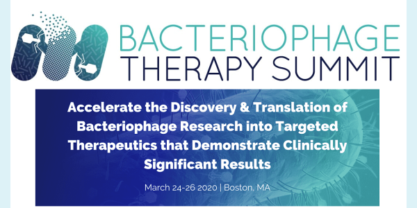 2nd Annual Bacteriophage Therapy Summit